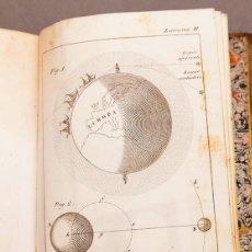 Libros antiguos: ASTRONOMÍA PARA TODOS - OLIVA GERONA - 1829 - JOSÉ CIGANAL Y ANGULO. Lote 267198984