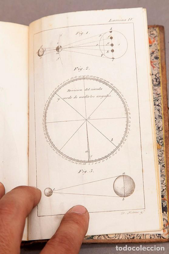 Libros antiguos: Astronomía para todos - Oliva Gerona - 1829 - José Ciganal y Angulo - Foto 14 - 267198984