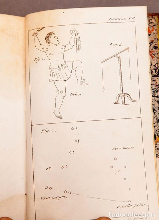Libros antiguos: Astronomía para todos - Oliva Gerona - 1829 - José Ciganal y Angulo - Foto 17 - 267198984