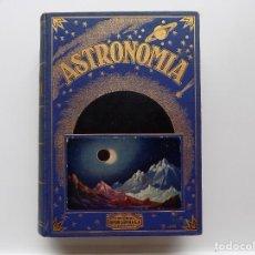 Libros antiguos: LIBRERIA GHOTICA. COMAS SOLA. ASTRONOMIA. EDITORIAL SOPENA 1935. 208 GRABADOS Y 3 MAPAS.. Lote 267478399
