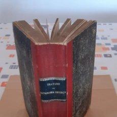 Libros antiguos: BRUNNOW TRATADO DE ASTRONOMIA ESFERICA 1869. Lote 269037793