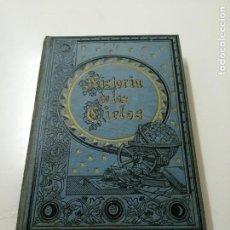 Libros antiguos: HISTORIA DE LOS CIELOS STAWELL ASTRONOMIA ILUSTRADO. Lote 269141513