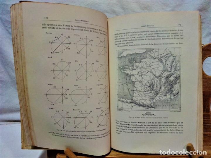 Libros antiguos: LA ATMÓSFERA.POR CAMILO FLAMMARIÓN.2 VOLUÚMENES.MONTANER Y SIMÓN,EDITORES.1902 - Foto 15 - 271000823