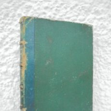 Libros antiguos: ASTRONOMIA POPULAR. LA TIERRA Y EL CIELO. CAMILO FLAMMARION. IMPRENTA Y LIBRERIA DE GASPAR 1879.. Lote 277513598