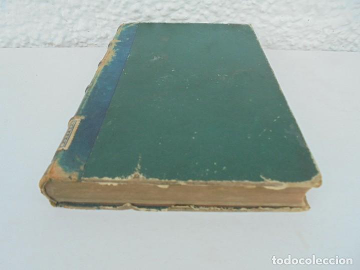 Libros antiguos: ASTRONOMIA POPULAR. LA TIERRA Y EL CIELO. CAMILO FLAMMARION. IMPRENTA Y LIBRERIA DE GASPAR 1879. - Foto 3 - 277513598