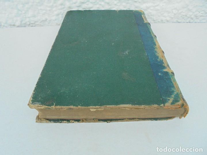 Libros antiguos: ASTRONOMIA POPULAR. LA TIERRA Y EL CIELO. CAMILO FLAMMARION. IMPRENTA Y LIBRERIA DE GASPAR 1879. - Foto 5 - 277513598