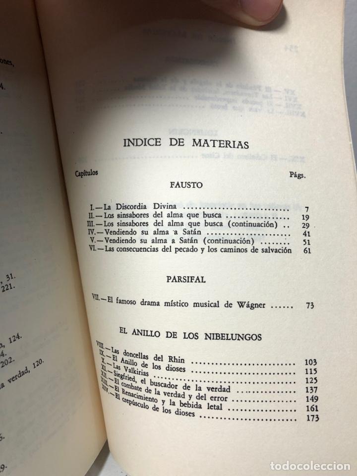 Libros antiguos: MISTERIOS DE LAS GRANDES OPERAS ● LA FRATERNIDAD ROSACRUZ ● MAX HEINDEL ● KIER ● KB0188 - Foto 2 - 277744973