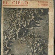 Libros antiguos: EL CIELO : NOCIONES DE ASTRONOMÍA POPULAR POR DON VICTORIANO F. ASCARZA 3ª EDICION. Lote 284185578