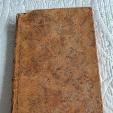 Libros antiguos: DE LACAILLE. LEÇONS ÉLÉMENTAIRES D' ASTRONOMIE GÉOMÉTRIQUE ET PHYSIQUE. DE LA CAILLE, 1780. Lote 288155008