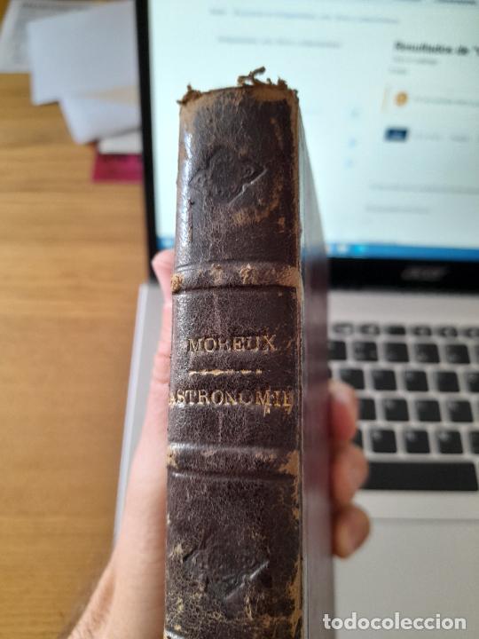 Libros antiguos: Où en est lAstronomie. Moreux (Théophile), Publicado por Paris, Gauthier-Villars, s.d. (1920) - Foto 6 - 288440338