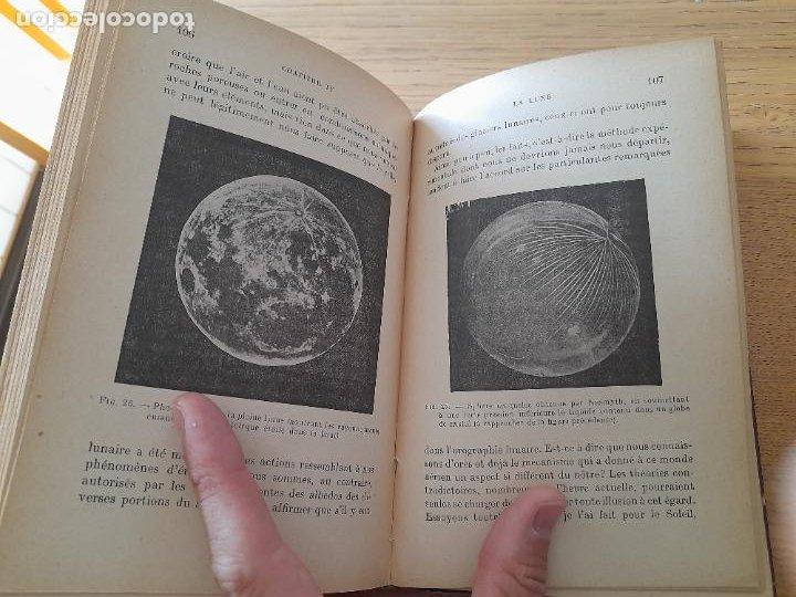 Libros antiguos: Où en est lAstronomie. Moreux (Théophile), Publicado por Paris, Gauthier-Villars, s.d. (1920) - Foto 10 - 288440338