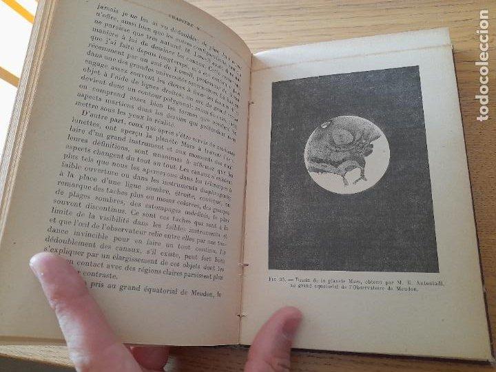 Libros antiguos: Où en est lAstronomie. Moreux (Théophile), Publicado por Paris, Gauthier-Villars, s.d. (1920) - Foto 11 - 288440338