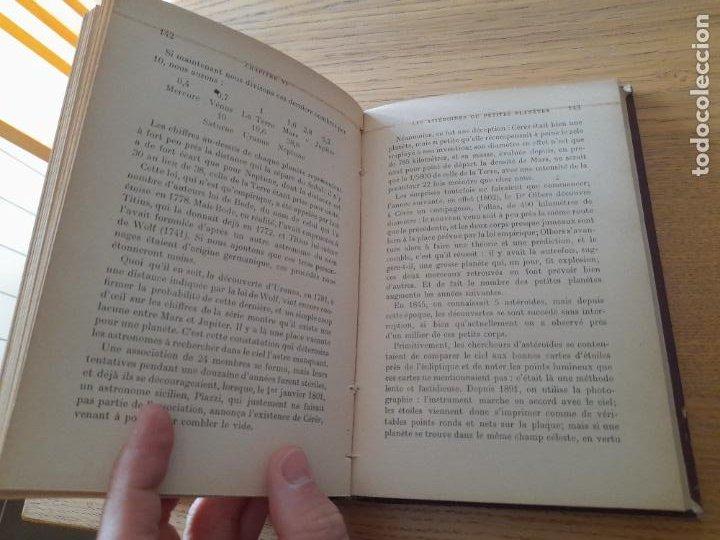Libros antiguos: Où en est lAstronomie. Moreux (Théophile), Publicado por Paris, Gauthier-Villars, s.d. (1920) - Foto 12 - 288440338