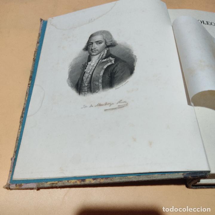 Libros antiguos: COLECCION COMPLETA DE TABLAS PARA LOS USOS DE LA NAVEGACION Y ASTRONOMIA NAUTICA. LEER. VER FOTOS. - Foto 4 - 289027583