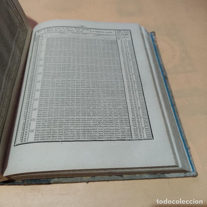 Libros antiguos: COLECCION COMPLETA DE TABLAS PARA LOS USOS DE LA NAVEGACION Y ASTRONOMIA NAUTICA. LEER. VER FOTOS. - Foto 7 - 289027583