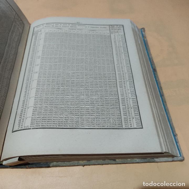 Libros antiguos: COLECCION COMPLETA DE TABLAS PARA LOS USOS DE LA NAVEGACION Y ASTRONOMIA NAUTICA. LEER. VER FOTOS. - Foto 8 - 289027583