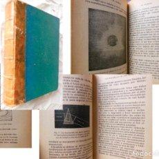 Libros antiguos: LAS MARAVILLLAS DE LOS MUNDOS. LOS SECRETOS DEL MAR. LOS ECLIPSES. TH. MOREUX (DIRECTOR DEL OBSERV. Lote 289456923