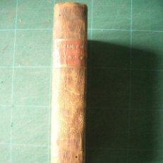 Libros antiguos: VIDA DE ALEJANDRO MAGNO 1790. CURTIUS, Q. HISTOIRE D'ALEXANDRE LE GRAND. FRENCH TRANSL. M. VIDAL. LY. Lote 27233069