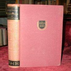 Libros antiguos: CENTINELA DE OCCIDENTE.(SEMBLANZA BIOGRAFICA DEL GENERAL FRANCO).LUIS DE GALINSOGA,1956.1ªEDICION.. Lote 25258743