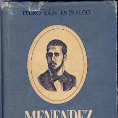 Libros antiguos: CANTABRIA - MENENDEZ PELAYO - BIOGRAFIA - HISTORIA DE SUS PROBLEMAS INTELECTUALES. Lote 26933620