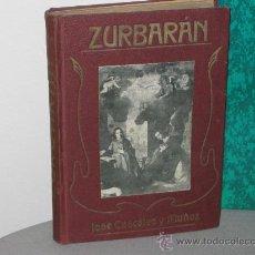 Libros antiguos: ZURBARÁN: ÉPOCA, VIDA Y OBRA. EDICIÓN 1911. . Lote 26942132