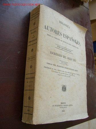 DESDE LA FORMACIÓN DEL LENGUAJE HASTA NUESTROS DIAS-BIBLIOTECA DE AUTORES ESPAÑOLES,- TOMO (Libros Antiguos, Raros y Curiosos - Biografías )