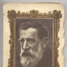 Libros antiguos: TOMÁS BRETÓN. VIDA Y OBRA. (SALAMANCA)- 1924. ÁNGEL S. SALCEDO.CARICATURAS: BAGARÍA Y TOVAR-(MÚSICA). Lote 27017326