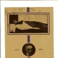 Libros antiguos: IGNASI IGLESIES POETA DEL POBLE 1871-1929 UNA VIDA EXEMPLAR. Lote 13051294