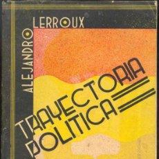 Libros antiguos: 1934: ALEJANDRO LERROUX - GUERRA CIVIL. Lote 26293596