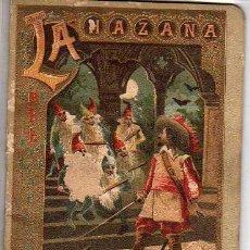 Libros antiguos: MINI LIBRO -DE CALLEJA- LA MANZANA. Lote 15713607