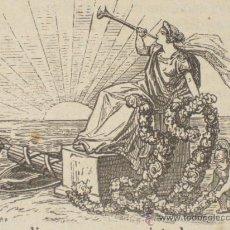 Libros antiguos: 1851 BIOGRAFIA DEL BRIGADIER DE INFANTERIA DON RAMON DOMINGUEZ Y ORTIZ (SEVILLA) 40X33 CMS. Lote 26290538
