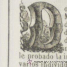 Libros antiguos: 1851 BIOGRAFIA DEL BRIGADIER DE INFª D. CARLOS BAYER Y ASARAU ( CASTELLON DE LA PLANA) 40X33 CMS. Lote 27424630