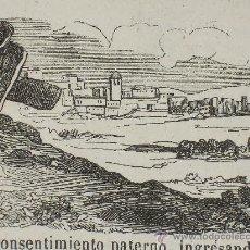 Libros antiguos: 1851 BIOGRAFIA DEL BRIGADIER DE INFª D. JOSE IGNACIO DE ECHEVARRIA Y DEL CASTILLO ( VALLADOLID). Lote 27111562