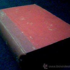 Libros antiguos: CELEBRIDADES. BIOGRAFIAS NOVELADAS Y AVENTURAS. TOMO CON 3 NUMEROS ENCADERNADOS. TAPA DURA. 11 X 15. Lote 16938493