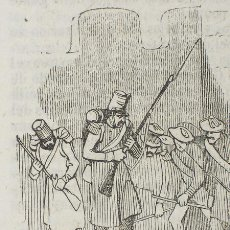 Libros antiguos: 1853 BIOGRAFIA DEL BRIGADIER DE INFANTERIA DON JOAQUIN RAVENET Y MARENTES ( MADRID). Lote 218712916