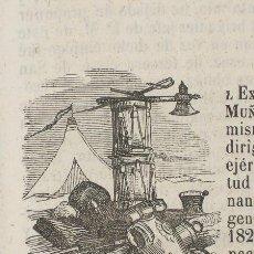 Libros antiguos: 1853 BIOGRAFIA DEL BRIGADIER DE CABª D. JOSE RAMON MACKENNA CORONEL DEL CUERPO DE E.M.. Lote 27287605