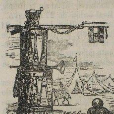 Libros antiguos: 1853 BIOGRAFIA DEL BRIGADIER DE CABª DON JOSE ANTONIO DE QUESADA Y MAESTRO ( SANLUCAR ). Lote 27194035