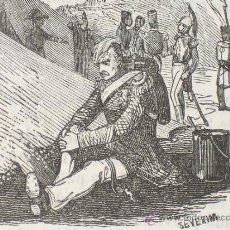 Libros antiguos: 1853 BIOGRAFIA DEL BRIGADIER DE INFANTERIA DON MANUEL DE LA SERNA. Lote 23430883