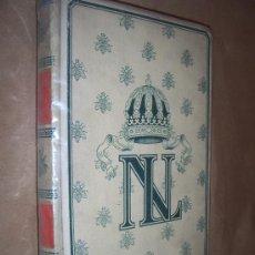 Libros antiguos: NAPOLEON III / IMBERT DE SAINT-AMAND., 1898 / TOMO I. Lote 26949378