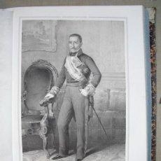 Livros antigos: 1852 BIOGRAFIA DEL TENIENTE GENERAL DON JOAQUIN BAYONA LAPEÑA 42X31 CMS. Lote 25227759