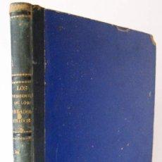Libros antiguos: HISTORIA BIOGRÁFICA DE LOS PRESIDENTES DE LOS ESTADOS UNIDOS - EDIT. MONTANER Y SIMÓN - AÑO 1885. Lote 25352074