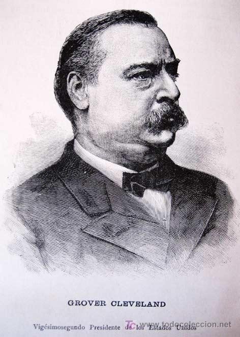 Libros antiguos: Historia Biográfica de los Presidentes de los Estados Unidos - Edit. Montaner y Simón - Año 1885 - Foto 12 - 25352074