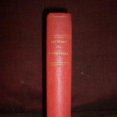 Libros antiguos: 0455- CANALEJAS. LUIS ANTON DEL OLMET; ARTURO GARCÍA CARRAFFA. . Lote 19856859