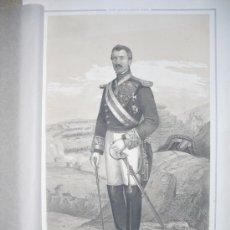 Libros antiguos: 1857 LIT. Y BIOGRAFIA DEL MARISCAL DE CAMPO D. PEDRO ALEJANDRO DE LA BARCENA N. EN CABRALES. Lote 27001355