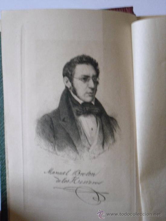 Libros antiguos: BRETON DE LOS HERREROS - RECUERDOS DE SU VIDA Y DE SU OBRA - EL MARQUES DE MOLINS - 1883 - 1ª EDIC. - Foto 3 - 26777466