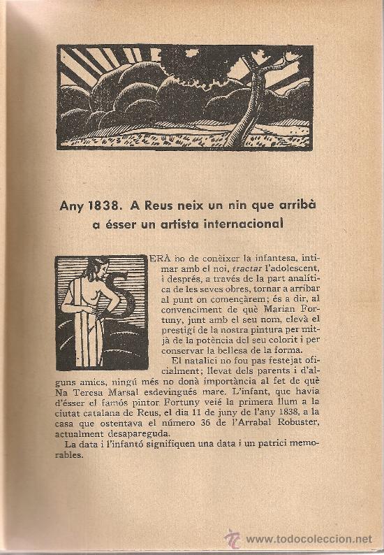 Libros antiguos: Fortuny, assaig critic-biografic / J. Ciervo. BCN : Els Quaderns dArt, 192?.25x17cm. 110 p + 38 lam - Foto 2 - 26143047