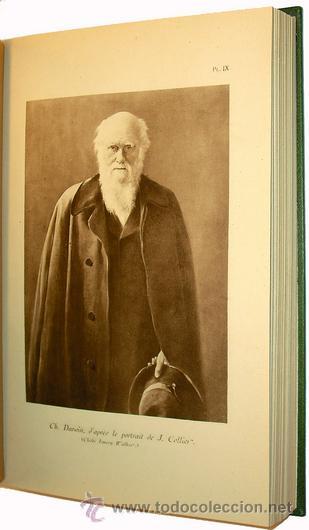 Libros antiguos: 1936 - ENTOMOLOGIA - LA VIDA DEL NATURALISTA HENRY FABRE - Imprescindible - Foto 10 - 24627309