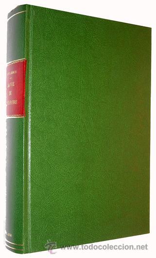 Libros antiguos: 1936 - ENTOMOLOGIA - LA VIDA DEL NATURALISTA HENRY FABRE - Imprescindible - Foto 7 - 24627309