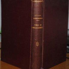 Libros antiguos: 1845.- CARLISMO. VIDA Y HECHOS DE DON TOMAS DE ZUMALACARREGUI. POR EL GENERAL ANTONIO ZARATIEGUE. Lote 27780339