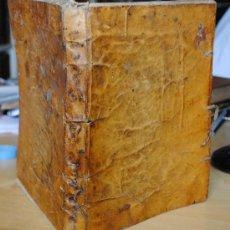 Libros antiguos: 1664.- INQUISICIÓN. EPITOME DE LA SANCTA VIDA Y RELACIÓN DE LA GLORIOSA MUERTE DEL VENERABLE PEDRO. Lote 28095494